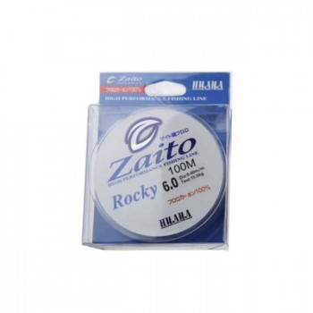 Zaito Fishing Line 100M 0.4 diameter