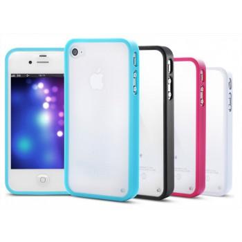 iPhone 5 / 5S Bumper Case (various colors)