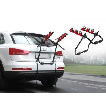 Bicycle Carrier Rack Universal Car Rear - 3 Bikes