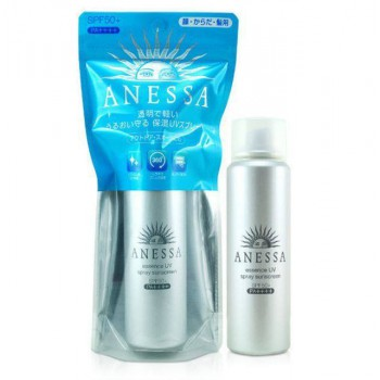 SHISEIDO ANESSA Essence UV Sunscreen Aqua Booster 60ML SPF50+ PA++++ NIB 2016NE