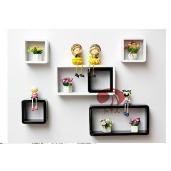 425 Wall Shelves - White