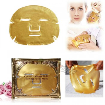 Techamor 24k Gold collagen Renewal mask