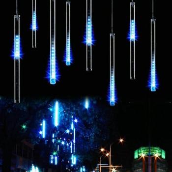 Solar Meteor Shower Rain Lights