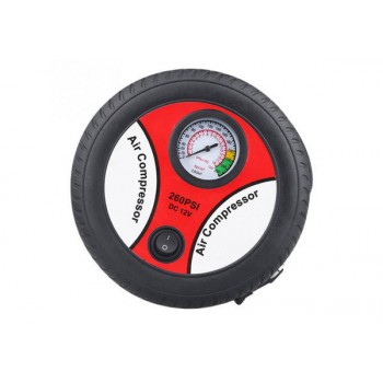 Portable Car Tyre Pump Air Compressor Car Socket Power