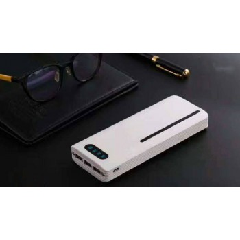 9000mAh 3 USB Backup External Battery Power Bank Pack Charger for Cell Phone