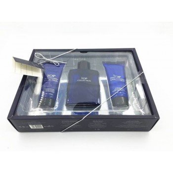 Perfume TC5005 Body Lotion Perfume Mini 3 Piece Men Gift Set