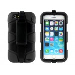 #Clearance# Heavy Duty Shockproof Case for iPhone 6 Plus with Clip