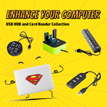 USB HUB and Reader Collection