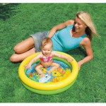 #Summer Special# Portable Inflatable Baby Paddling Pool 61X15cm for Kids