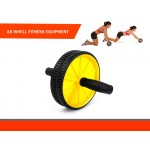 #Clearance# Whole Body Exerciser AB Wheel Fitness Equipment
