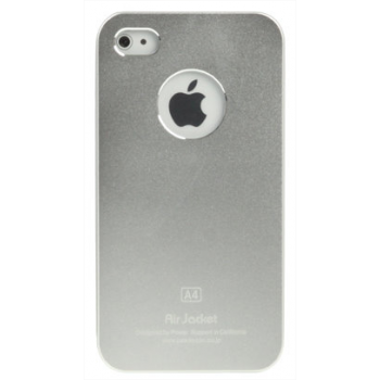 Airjacket Silver Protection Case for iPhone 5/5S