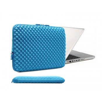 17 inch Sleeve Case Laptop Bag - Blue