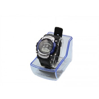 BOSOT Water Resistant Sport Digital Watch for Men B-813 - Blue or Black