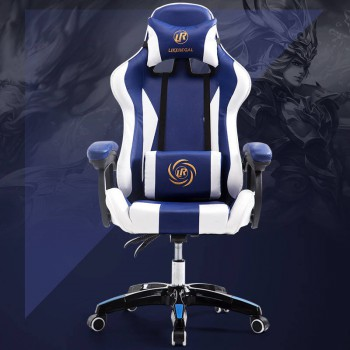 Gaming Chair, Gaming Chair, Racing Chair, Computer Chair With Massage Cushion