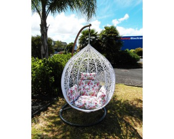 Hanging Egg Chair White