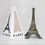#Christmas Special# Gift 15CM Metal Eiffel Tower Toy Decoration