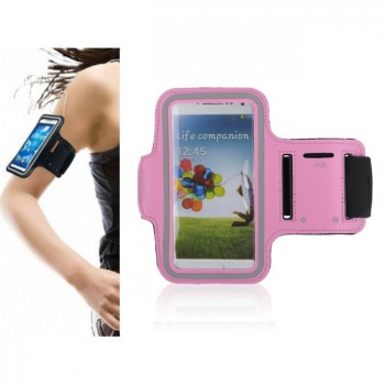 Armband for Samsung S2 S3 S4 S5 S6 Phones - Pink