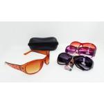 #Summer Special# Lightweight Women Love Pattern Glaring Stylish Sunglasses
