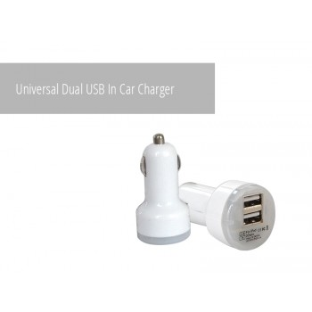 #Clearance# Hammerhead 2 in 1 Dual USB Car Charger - Multi-Color Available