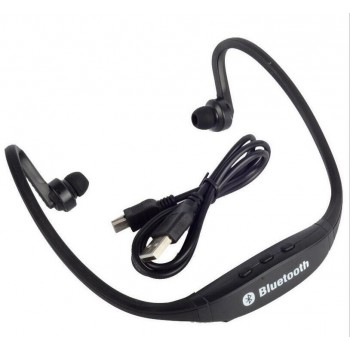 Light Weight Sports Bluetooth Stereo Headset Wireless Headphone for Cell phone