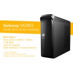 Gateway SX2855 Small-form-factor Desktop Used