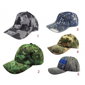 #Summer Special# Baseball Cap Hat 100% COTTON Multi-Type Available