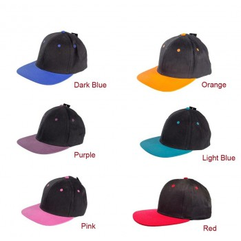 #Clearance# Simple Color Aerial  Baseball Cap Hat 100% COTTON Multi-Color