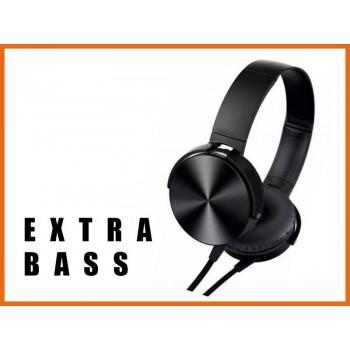 Extra Bass Stereo Headphones AUT-069
