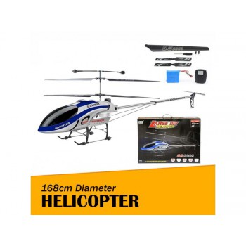 1.6M 3.5ch R/C Large Helicopter with Gyro QS8008