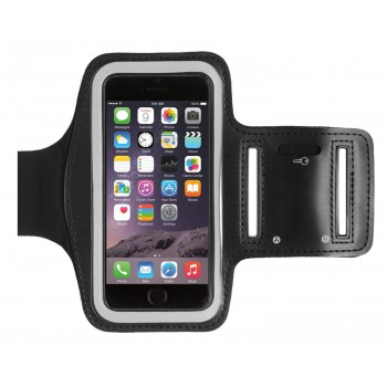 Armband Case for iPhone 5/5s/6/6s Black
