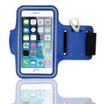 Armband Case for iPhone 5/5s/6/6s Blue