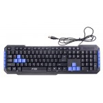 Multimedia USB KB207 Wired Gaming Keyboard