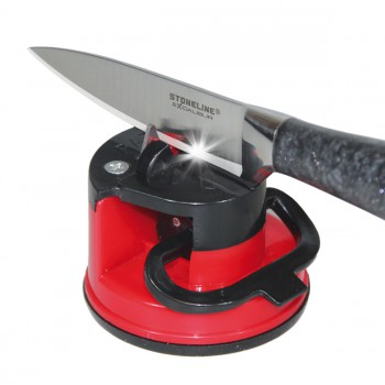 #Clearance# Bench top knife sharpener with suction pad
