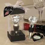 #Clearance# Wine Bottle Stopper - Crystal Ball