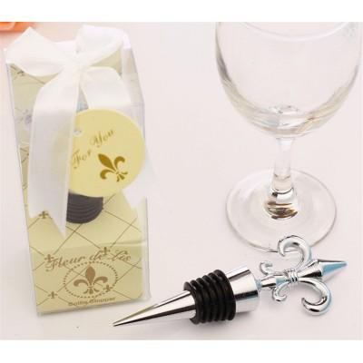 #Clearance# Wine Bottle Stopper - Iris