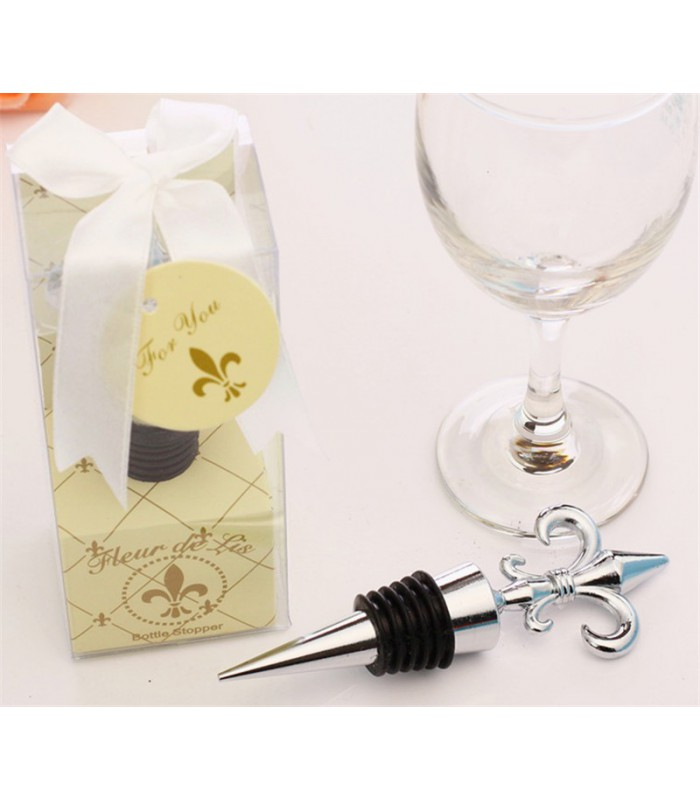 #Clearance# Wine Bottle Stopper - Iris