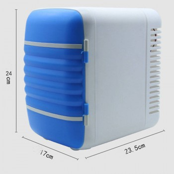 4L Mini Portable Refrigerator Fridge Freezer Cooler