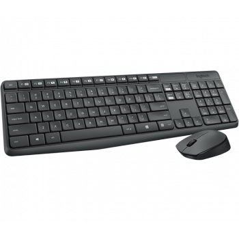Logitech MK235 Wireless Desktop keyboard & mouse