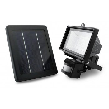 #Special# Solar 60 LED Security Light with Sensor Flood Light