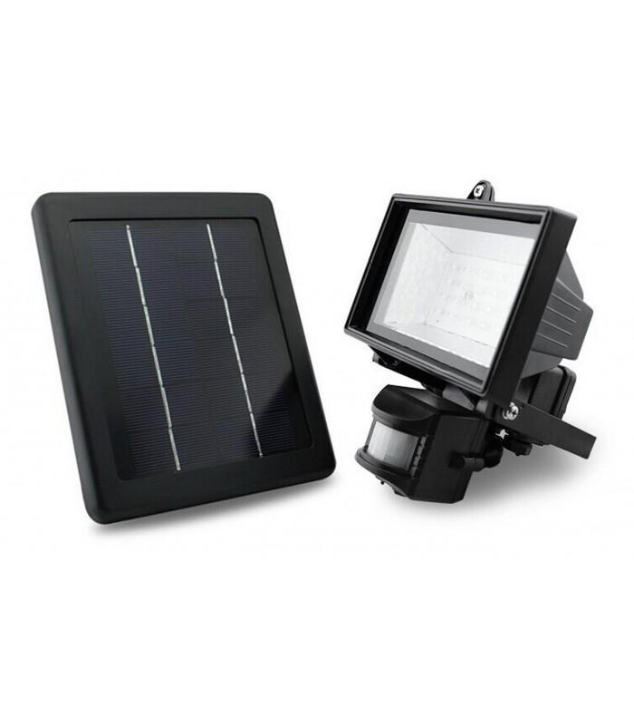 #Special# Solar 60 LED Security Light with Sensor Flood Light