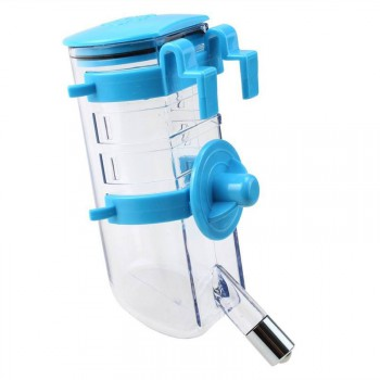 Water Bottle Pet Water Dispenser - Blue