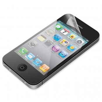Plastic Screen Protector for iPhone 4 / 4S