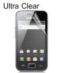 Plastic Screen Protector for Samsung Ace - S5830