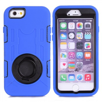Shockproof case for iPhone 6 6s Blue