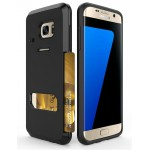 Bumper Case for Samsung S7 Edge with Card Slot