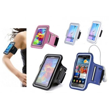 Armband for Samsung S2 S3 S4 S5 S6 Phones - Blue