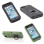 #Special# Shockproof Case for iPhone 5/5S/5C Green or Black