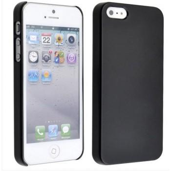Slim Matt Grinding Sand Anti-fingerprint Case Cover For Iphone 5