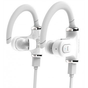 Sports Running Bluetooth 4.0 Earphone S530 - White