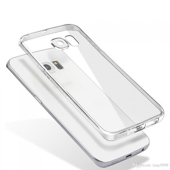 Samsung S7edge clear case